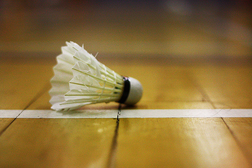 How To Start Off With The Noble Sport Of Badminton ...
